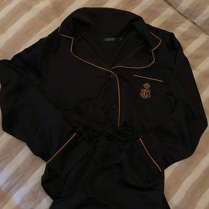 Ralph Lauren Silk Sleepwear